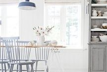 to make a home / small space living with style + elegance