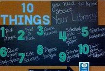 10 Things You Need to Know About Lesley University Libraries / Start Here to Discover What Your Lesley Libraries Have to Offer!