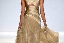 Evening Wear / Beautiful evening dresses.
