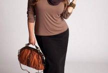 Curvy Fashions / Fashion for woman with curves