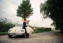 Billy Lovebug @v-dub rides ❤️ / Vw beetle wedding