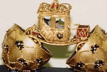 House of Faberge,Jeweler to the Romanovs,Tsars of Imperial Russia. / House of Peter Carl Faberge, of St. Petersburg,Russia....Jeweler to the Tsars of Russia and to the Imperial House of Romanovs. Nicholas II was the last Tsar of Russia. The House of Romanov was overthrown in 1917, and Tsar Nicholas II and family were murdered.  / by Lorraine Lehman