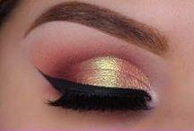 Ideas maquillaje / Maquillaje de ojos paso a paso, maquillajes completos, colores...