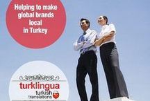 Turkish Communication / Understandable correspondence using the Turkish language is a core must for every enterprise putting emphasis on achievement in the Turkish market.