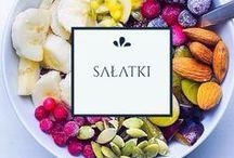 Sałatki / Best salads made with love! / Przepisy na najlepsze, sezonowe sałatki.