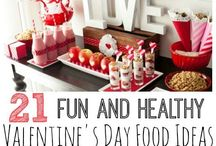 Valentine party / Need healthy dinner items! Any ideas?!