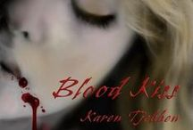 Blood Kiss / Blood Kiss is a romantic thriller about a woman's attempt to protect herself from a stalker. Alisha knows she has to go on the offensive if she wants to survive. Lucky for her, she meets Mike, a man who needs to help her as much as she needs the help.