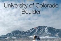 Our Campus / Each year CU-Boulder is voted one of the most beautiful campuses in the country. With views like this it's no wonder why. #CUBoulder / by University of Colorado Boulder