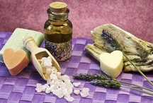 DIY soap and skin care / by Christine Ferland