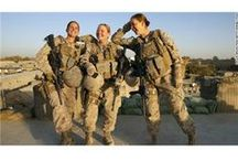 Band of Sistas / Women in Military / by Kitty