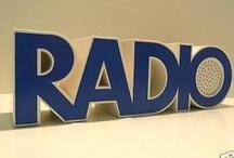 RADIOS / ~ VINTAGE RADIO'S OF YEARS GONE BY ~ / by RICK