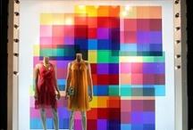 Retail Window Displays / Retail window display inspiration