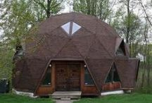 GEODESIC DOMES / by RICK