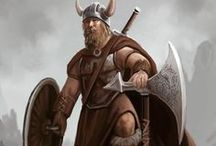 viking/ medieval
