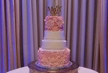 Wedding Cakes / Cakes from events held at Majestic Gardens