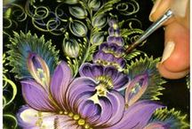 LOVE PAINTING, CRAFT, ART / Decorative and Country Painting