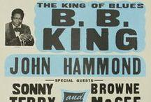 Soul, Blues & R&B Posters & Billboards