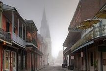 NOLA / The Crescent City New Orleans.