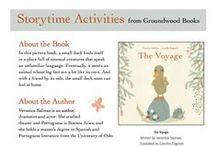 Storytime Activities
