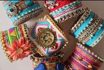WRIST BUGS / Bracelets By MAREZ