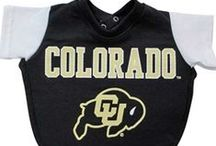 Little Buff Gear / All the clothing and accessories you need for your little buff! #GoBuffs #CUBoulder