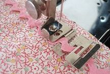 SEWING TIPS & TECNICS