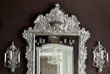 Mirror mirror tell me ... tell me / Mirrors  tells everything