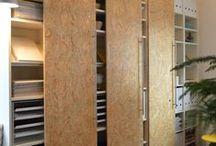 Einrichtung & Haushalt / Haushaltstips, Möbelbau, Aufbewahrungsmöglichkeiten