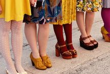Wearing mustard / The best autumnal colour! Mustard- and how to wear it!