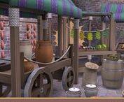 Médiéval (achat/construction)