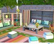 Mobilier et décoration d'extérieur