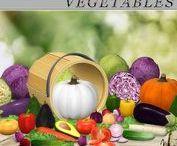 Nourriture: produits frais (fruits, légumes, viandes, oeufs, poissons, produits laitiers)