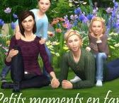 Poses Famille