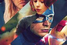 Super Heroes / by Sara João