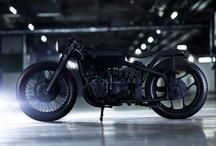 Moto  / by Antoine Bloch