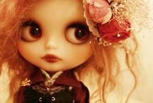 Dolls! / Me encantan las Blythes y muñecas asiaticas...Fotos artisticas de muñecas Asiaticas.