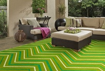 Indoor/Outdoor Decor / For 2013, be it outdoors or even indoors, bright colors bring the WOW factor to your home!
