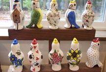 Pie Birds and Pie Vents. / by Betty Milby