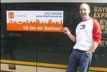 InBerlinReisen - Ihr Partner für Gruppenreisen in, um und nach Berlin / Berlin Impressionen und Reiseangebote für Gruppenreisen und Klassenfahrten in, um und nach Berlin