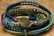 bracelets / by Anju Raja