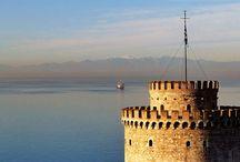 Thessaloniki, Makedonia / by MC van Helmond