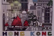 HongKong / by MC van Helmond
