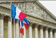 Organisations politiques françaises / Une liste des partis, organisations, courants et des associations politiques français.