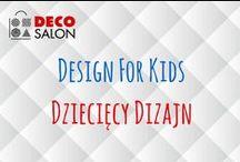 Dziecięcy dizajn / Design for kids in DECOSALON / #kids #children #dzieci #dziecięcy #design #dizajn #Accessories #toys #zabawki