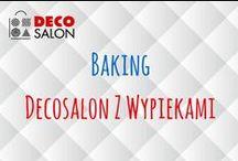 Decosalon z wypiekami! / Baking / Akcesoria, formy, naczynia żaroodporne. Jednym słowem wszystko co jest związane z pieczeniem :)  #baking #design #dizajn #kitchen #accessories #akcesoria #kuchnia