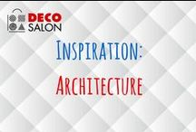 Inspiration: Architecture / Architektura, która inspiruje. // Inspiring Architecture
