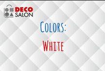 Colors: White / Wszystko w bieli. All in white. #white