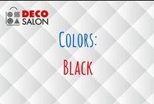 Colors: Black / Black stuff . #color #Black #inspiration