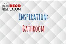 Inspiration: Bathroom / #bathroom #lazienka