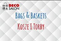 Koszyki i Torby || Bags and Baskets